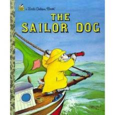 The Sailor Dog (A Little Golden Book) 大狗航海家(金色童书) ISBN 9780307001436/Margaret