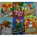 Geronimo Stilton The Rodent's Gazette collection 6 books set Paperback