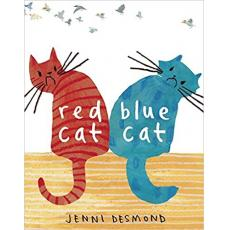 Red Cat, Blue Cat [Hardcover]