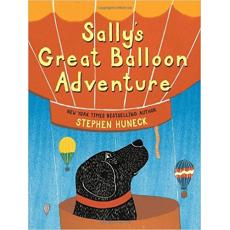 Sally's Great Balloon Adventure [Hardcover]