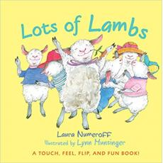 Lots of Lambs [Boardbook]