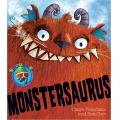 Monstersaurus! [Hardcover]